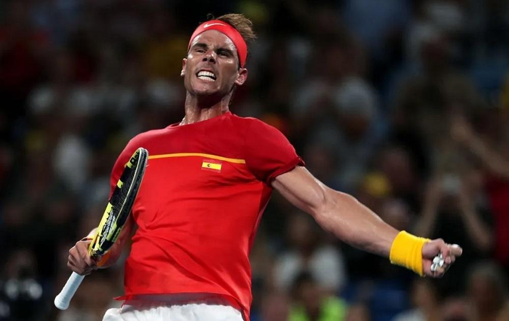 Nadal derrota a De Miñaur y lleva a España a la final