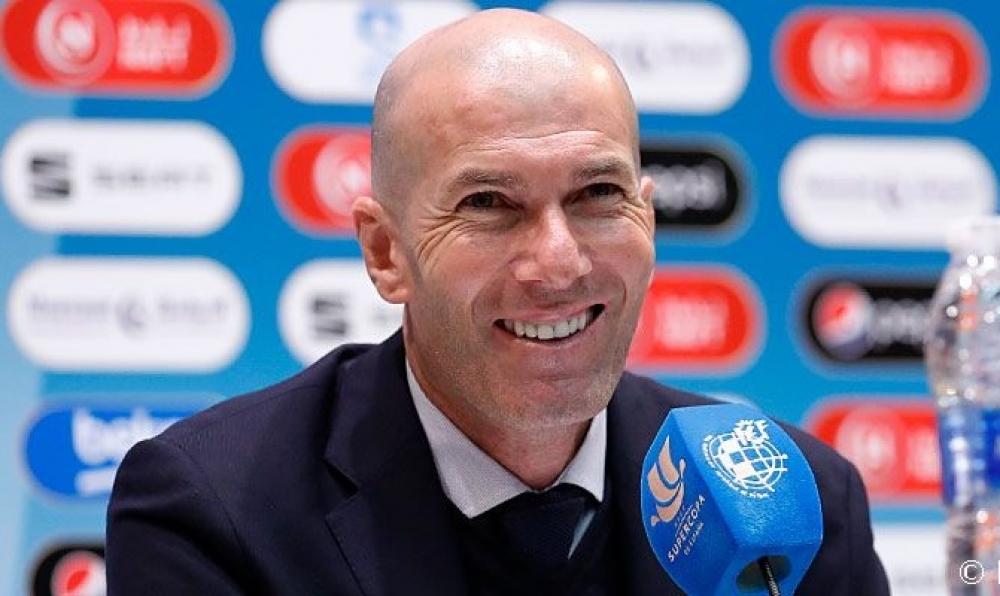 """Zidane: """"Creímos en la victoria hasta el final"""""""