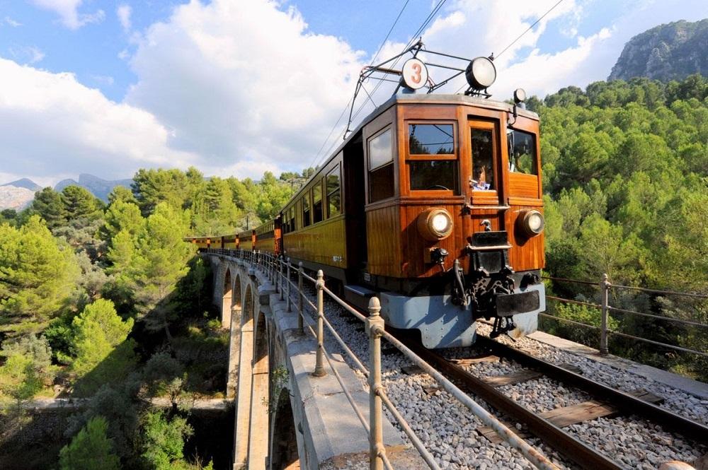 El Tren de Sóller reactiva sus servicios el 1 de junio