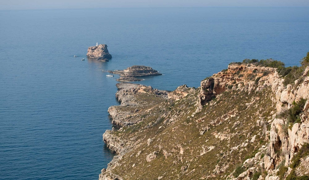 El GOB propone la creación de una gran reserva marina en el Cap de cala Figuera