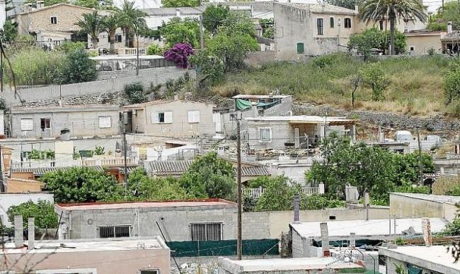 Cs Palma pide la intervención del Ayuntamiento en un poblado chabolista en el Secar de la Real