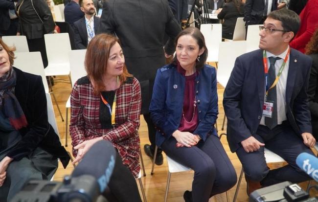 Las Islas Baleares presentan en la jornada inaugural de Fitur su estrategia turística para consolidar su liderazgo internacional