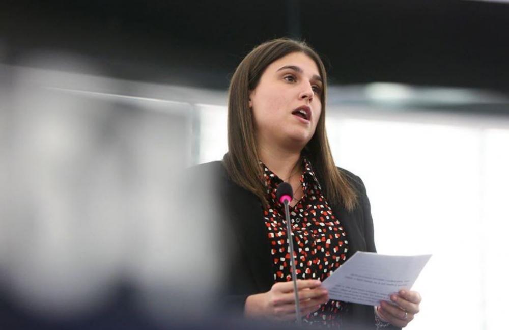 Alicia Homs celebra la ratificación del Certificado Covid en el Parlamento Europeo