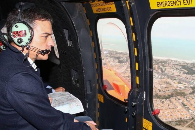 El PP balear exige explicaciones por la retirada del helicóptero de búsqueda del joven desaparecido para Pedro Sánchez