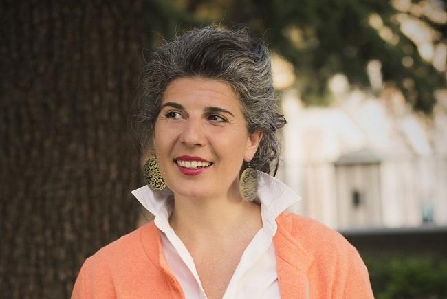 """Pax Dettoni, creadora del programa de convivencia escolar  """"En Sus Zapatos"""", en Palma"""
