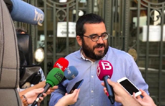Vicenç Vidal pide al Estado una 'especial cuidado' en atender a los ciudadanos atrapados en el extranjero