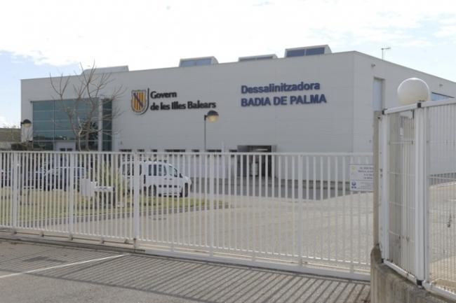 Abaqua destina 23,9 millones de euros hasta 2025 al mantenimiento y la gestión de la desaladora de la bahía de Palma