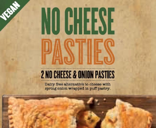 Salud Pública ha ordenado la retirada de cinco productos de la marca No Cheese porque la etiqueta no indica que contienen leche