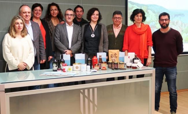 El vicepresidente Yllanes presenta la participación agrupada de empresas de producción ecológica en la feria Biofach de Nuremberg