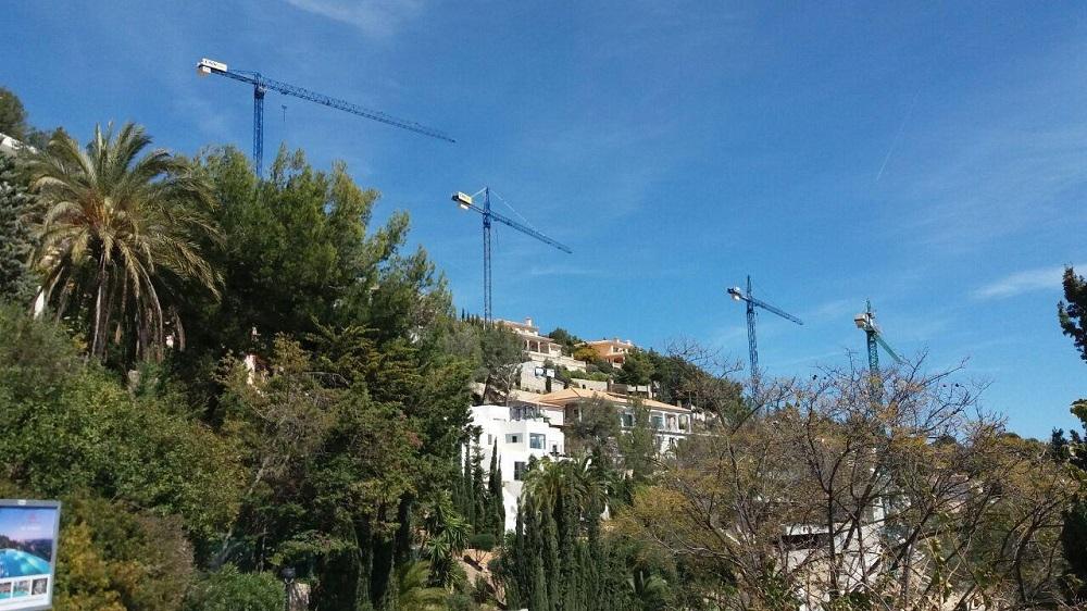 Terraferida propone al ayuntamiento de Palma desclasificar 440 hectáreas de suelo urbanizable