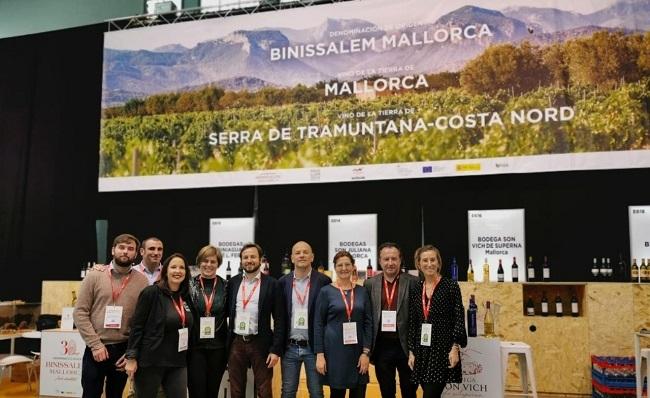 Los vinos de Mallorca en la Barcelona Wine Week