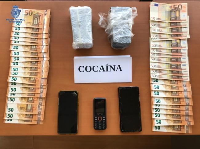 Desmontada una organización dedicada a la introduccion de importantes partidas de cocaína en Mallorca