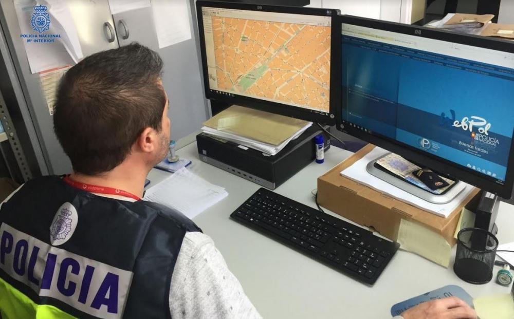La Policía Nacional detiene a un hombre por simular tres delitos para cobrar del seguro