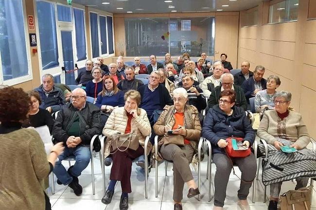 1.760.000 euros para ayudas a las asociaciones de personas mayores de Mallorca