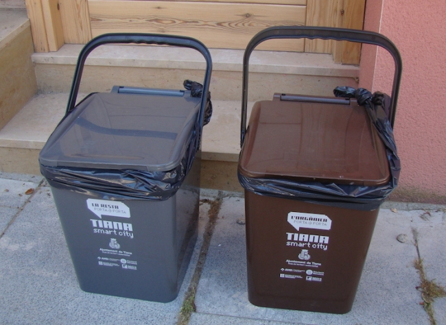 Pollença culminará el sistema de puerta a puerta de recogida de residuos en 2021