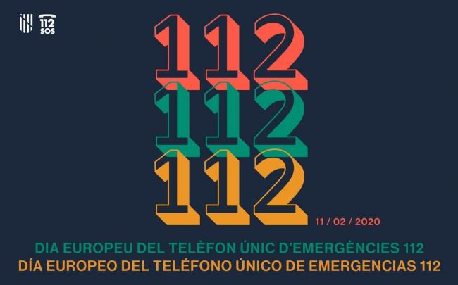El teléfono de emergencias 112 Illes Balears atendió 777.469 llamadas y gestionó 123.065 incidentes durante el 2019