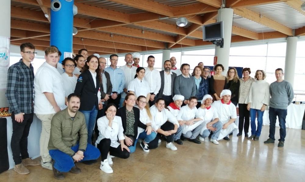 Estrellas Michelin, clases magistrales y alumnado de FP en la cuarta edición del GastroSerra organizado por el IES Sa Serra de Sant Antoni de Portmany