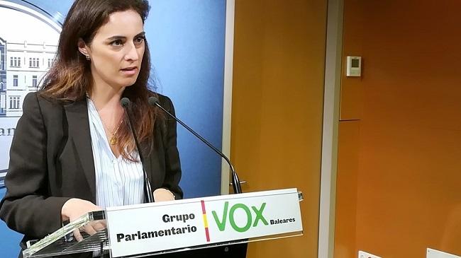 Vox: La consejera Santiago y el Defensor del Menor conocían los pisos en los que se prostituía a menores