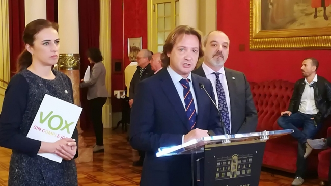 """Jorge Campos a Armengol: """"acabaremos con su pancatalanismo y adoctrinamieno enfermizo en las escuelas"""""""