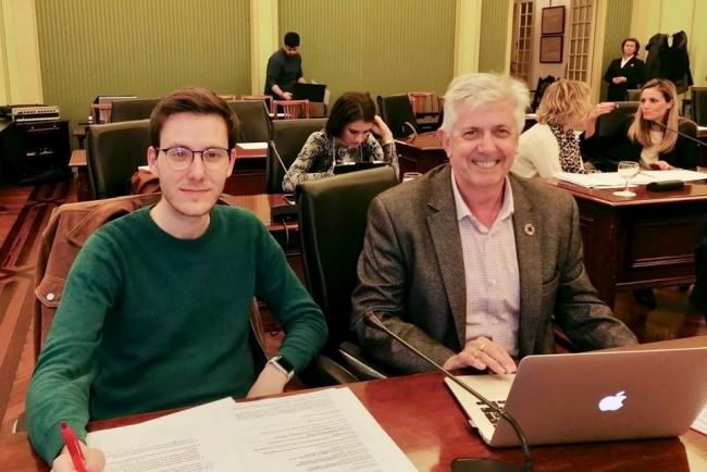 El Parlament aprueba la iniciativa socialista para pedir al Gobierno de España una nueva Ley de Universidades