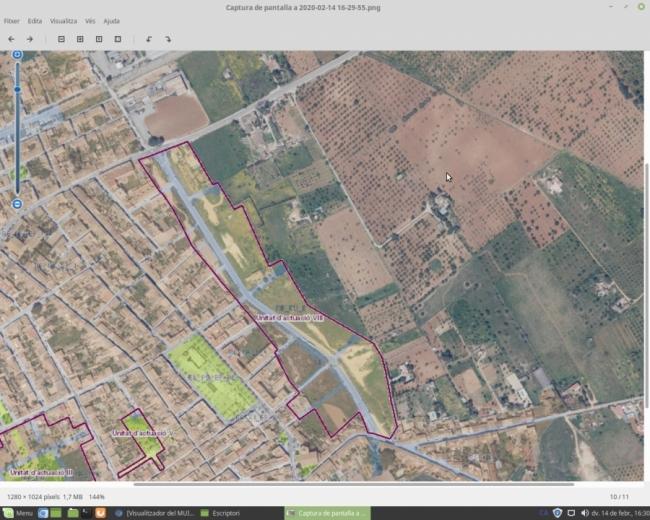 El GOB alerta de un nuevo crecimiento urbanístico en Santa Maria