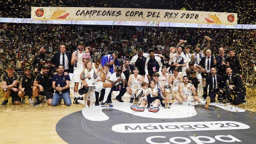 El Real Madrid se proclama campeón de la Copa del Rey 2020