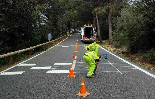 El Consell toma medidas para controlar la velocidad y el ruido en la carretera de la serra de Tramuntana