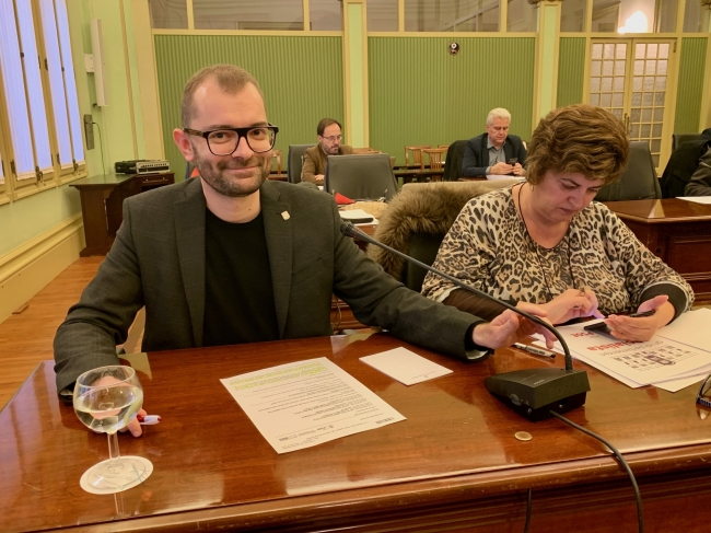 Aprobada la propuesta socialista para impulsar los Objetivos de Desarrollo Sostenible en el ámbito municipal