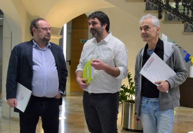 Los partidos del pacte hacen un frente común para rechazar la ampliación del aeropuerto de Palma