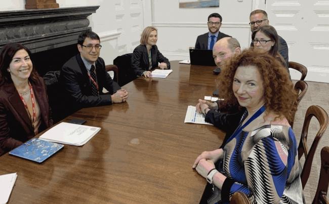 """El Govern traslada en Londres un mensaje de """"tolerancia cero"""" contra el turismo de excesos"""
