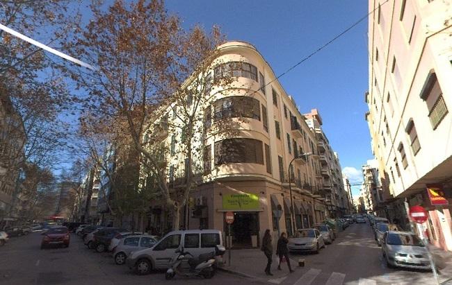 Cs Palma vuelve a pedir un parking antes de peatonalizar la calle Nuredduna