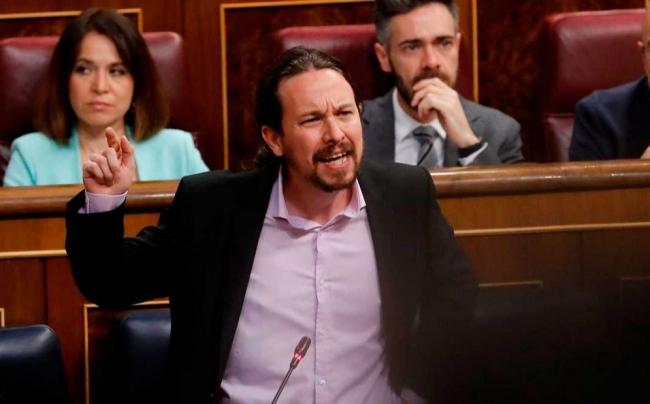 """Company: """"Iglesias ha traspasado hoy todos los límites de la dignidad y la decencia política"""""""