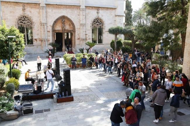 Puertas abiertas con actividades para todos los públicos en el Consolat de Mar para celebrar el Día de las Illes Balears