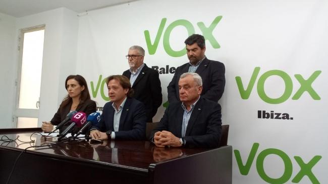 """VOX Palma: """"la concejal de feminismo impone sus prioridades dejando a un lado la cruda realidad"""""""