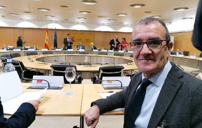 Yllanes participa en el Consejo de Política Científica, Tecnológica y de Innovación