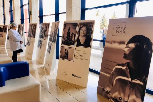 El Hospital Comarcal de Inca homenajea a los pacientes ostomizados con la exposición «Héroes y Heroínas»