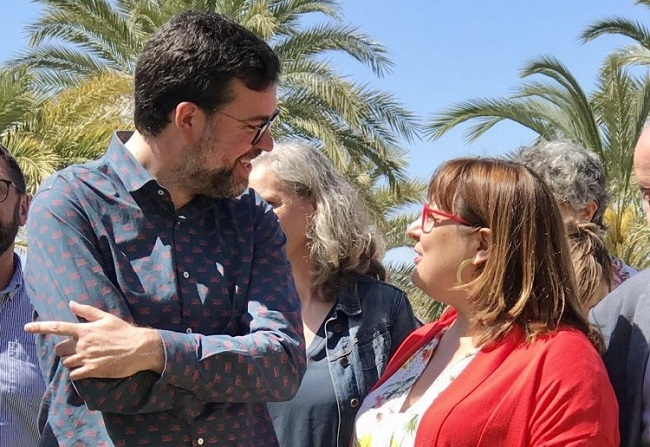 Antoni Noguera sobre Sa Feixina: 'Los monumentos fascistas no tienen cabida en la ciudad'