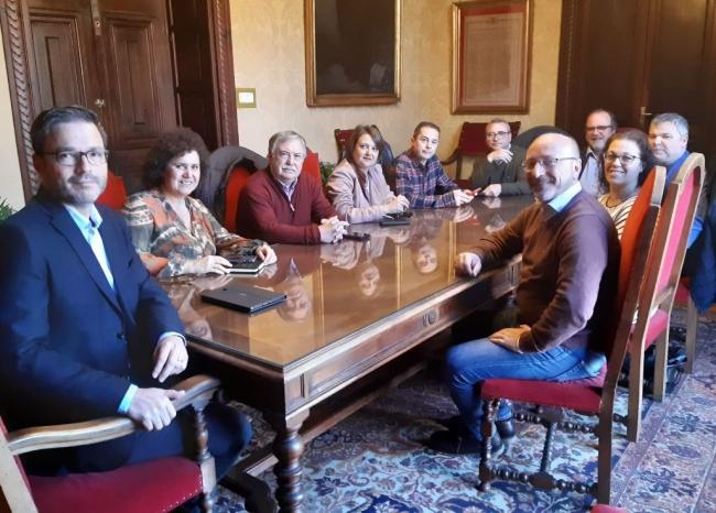 El alcalde de Palma se reune con los sindicatos para evaluar la situación ante la nueva temporada turística