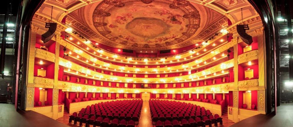 El Teatro Principal suspende de forma cautelar la programación durante dos semanas