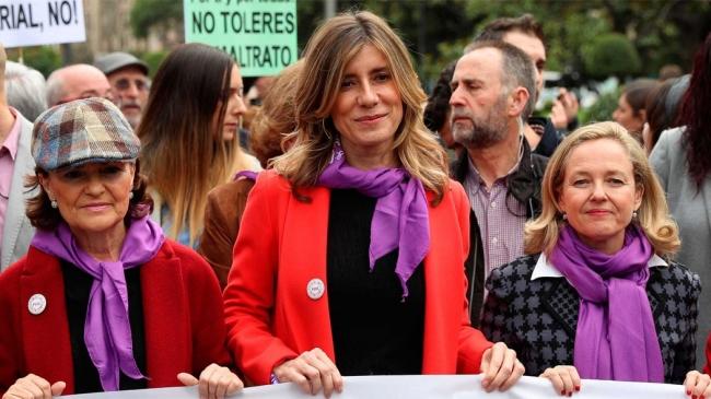 La esposa del presidente Pedro Sánchez, da positivo por coronavirus