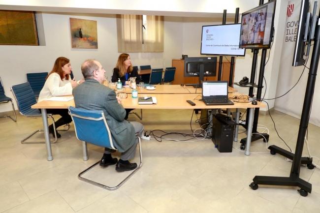 La presidenta Armengol se ha reunido con las gerencias de los hospitales públicos y de Atención Primaria de Balears