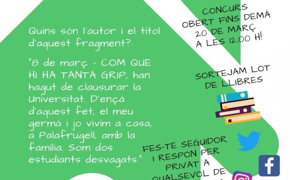 La Direcció Insular de Política Lingüística comença un concurs sobre qüestions lingüístiques i literatura