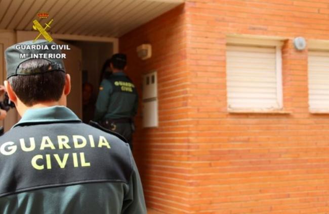 La Guardia Civil intensifica su esfuerzo en los núcleos rurales de población