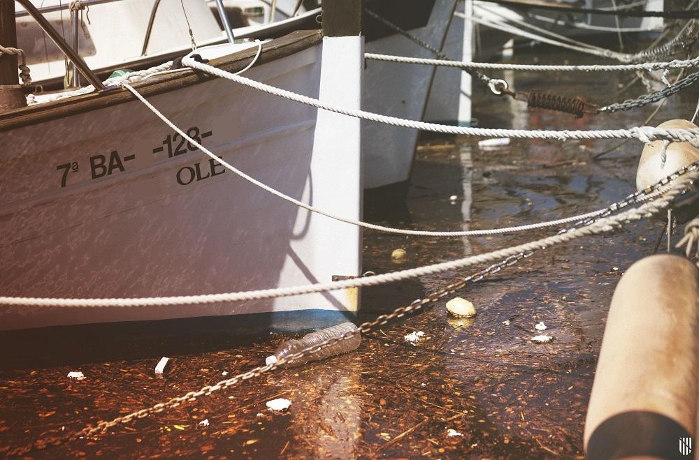 En 2019 se recogieron del mar 66.283,98 kg de plasticos en Baleares