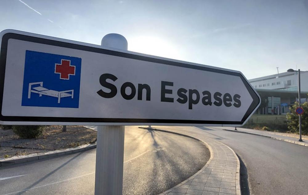 Son Espases detecta por primera vez casos de la variante colombiana en Baleares