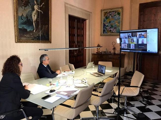 El Consell de Mallorca celebrará plenos por videoconferencia
