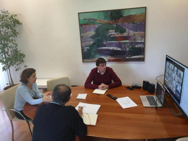 Se crea la Mesa de Seguimiento de Servicios Sociales Covid-19
