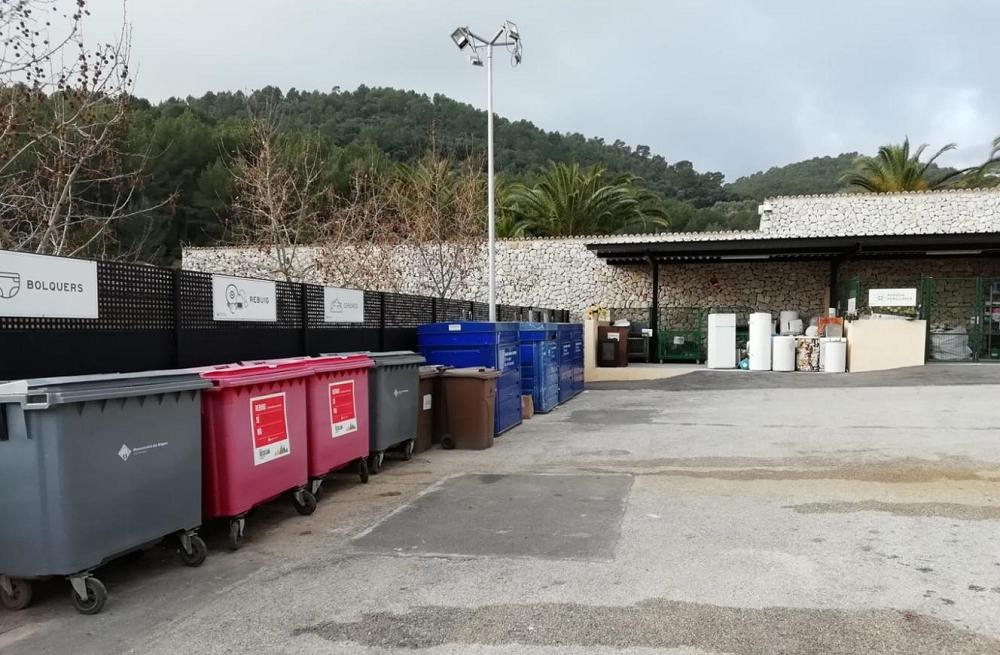 La DG de Residuos recomienda a los ayuntamientos el cierre de los puntos verdes mientras dure el estado de alarma