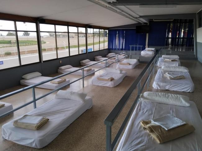 El IMAS da una solución habitacional a cerca de 50 personas sin techo que han vivido el confinamiento en Son Pardo