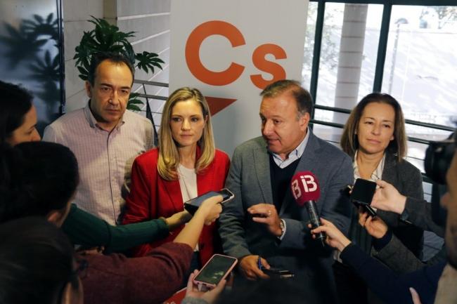 Cs Baleares se congratula de que el Govern atienda su petición de crear un comité permanente